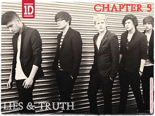 Chapter 5 : Lies & Truth.