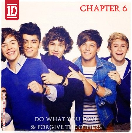 Chapter 6 : Do What You Love & Forgive The Others.
