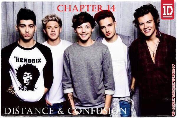 Chapter 14 : Distance & Confusion.