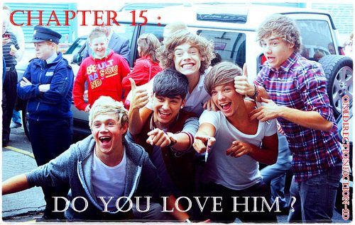 Chapter 15 : Do you love him ?
