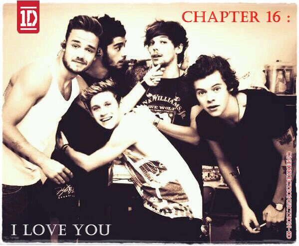 Chapter 16 : I love you.