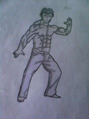 Homme Musclé 1