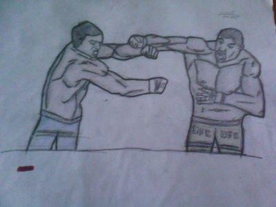 Deux hommes musclés 2