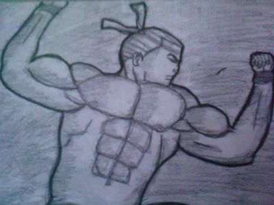 Homme Musclé 4