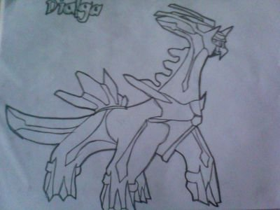 Dialga ( Pokemon )