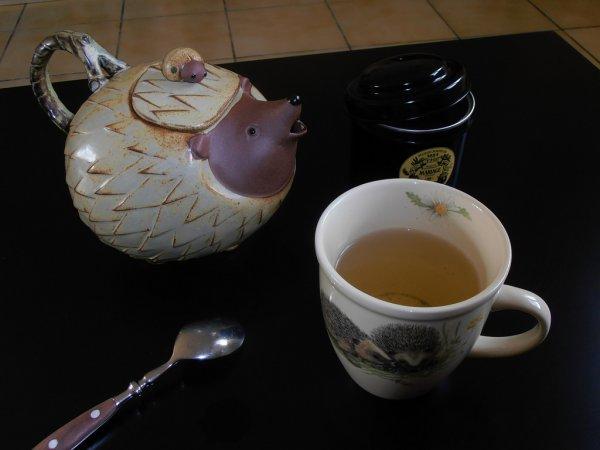 Projet photo 2014 - Semaine 5 - Tea Time !