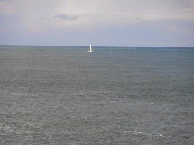 """[52Hibou 2016 – Semaine 8]  """"EAU"""" .... Entre ciel et mer !"""