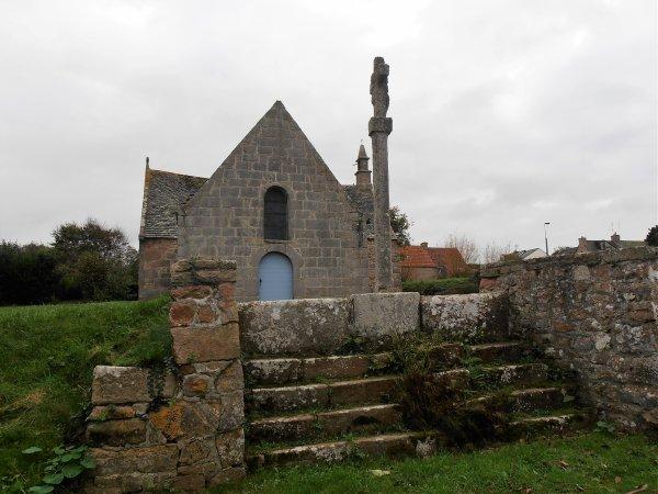 Ciste à : Chapelle Saint Golgon - Trégastel