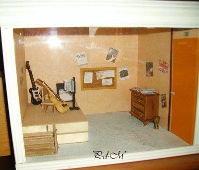vitrine école de musique