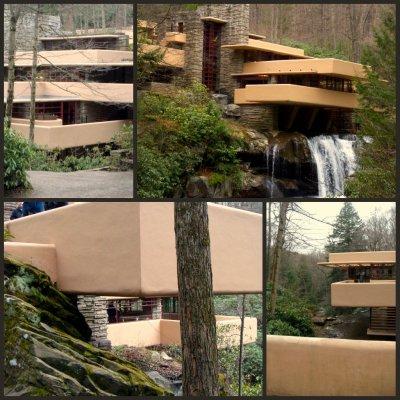 La maison des cascades