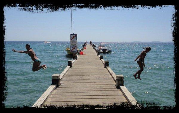 Vacances 2011, avec vous a la Croix Valmer ! ♥