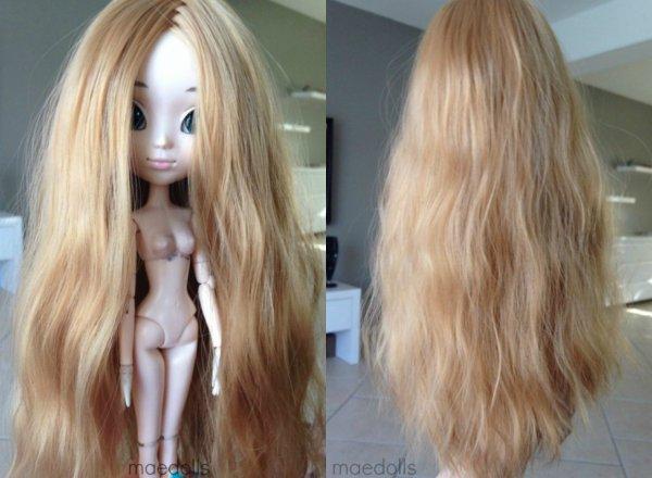 Nouvelle wig.