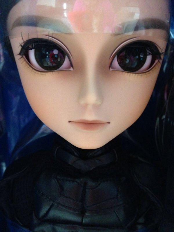 Ouverture de ma doll mystère.