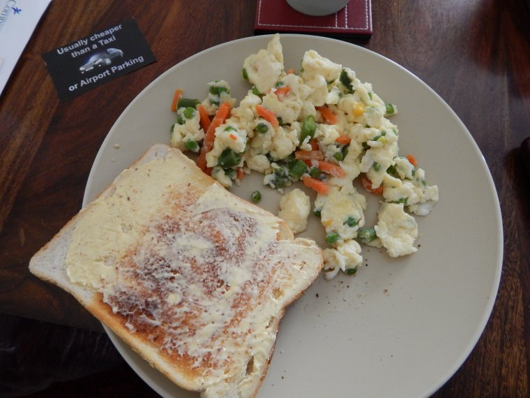 English Breakfast!!