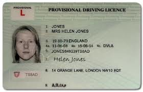Permis de conduire/Driving licence