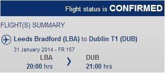 Ireland baby!!!