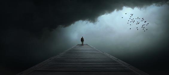 """""""La solitude est un sentiment ressenti par tellement de gens qu'il serait égoïste de le ressentir seul..."""""""