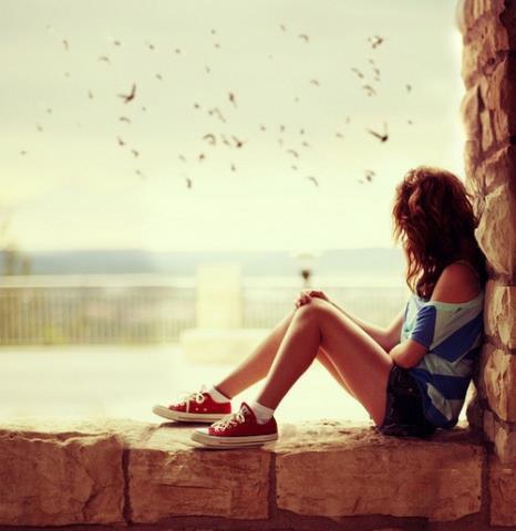 """""""En ce moment, beaucoup de gens ont renoncé à vivre. Ils ne s'ennuient pas, ils ne pleurent pas, ils se contentent d'attendre que le temps passe. Ils n'ont pas accepté les défis de la vie et elle ne les défie plus."""""""