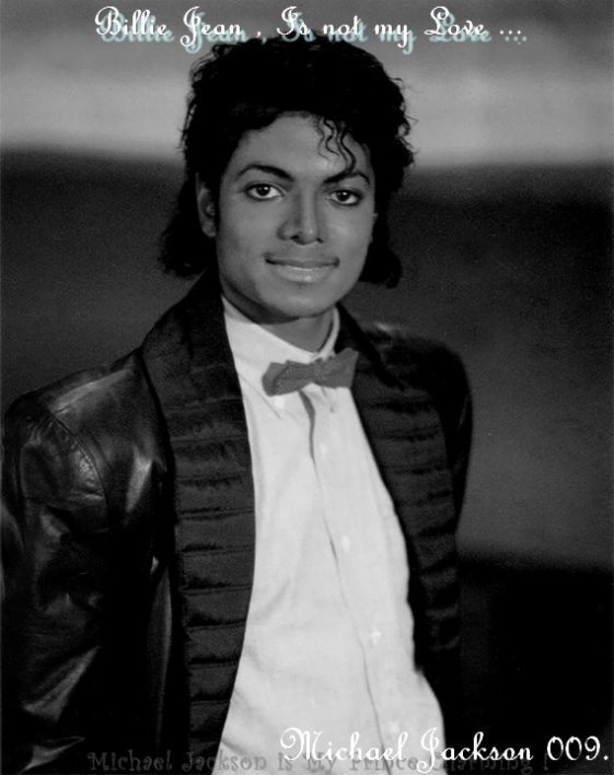 Michael Jackson-Billie Jean