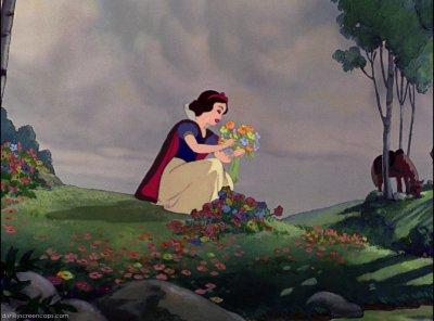 Snow White !
