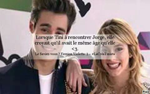 Photo de martina et jorge que j'ai trouver sur facebook