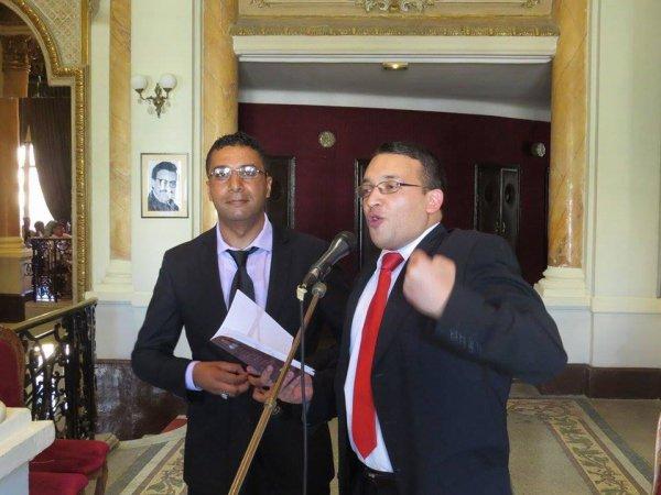 الشاعر بغداد سايح في وهران لإحياء أمسية شعرية يوم 25 جوان 2014