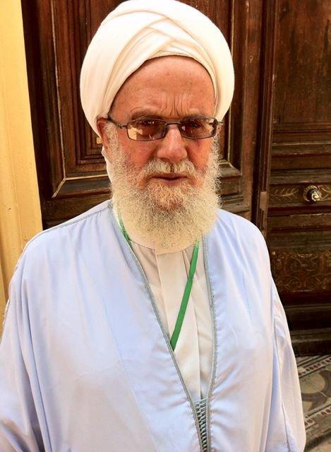 جد الشاعر بغداد سايح لأمه: عبد المجيد سايح