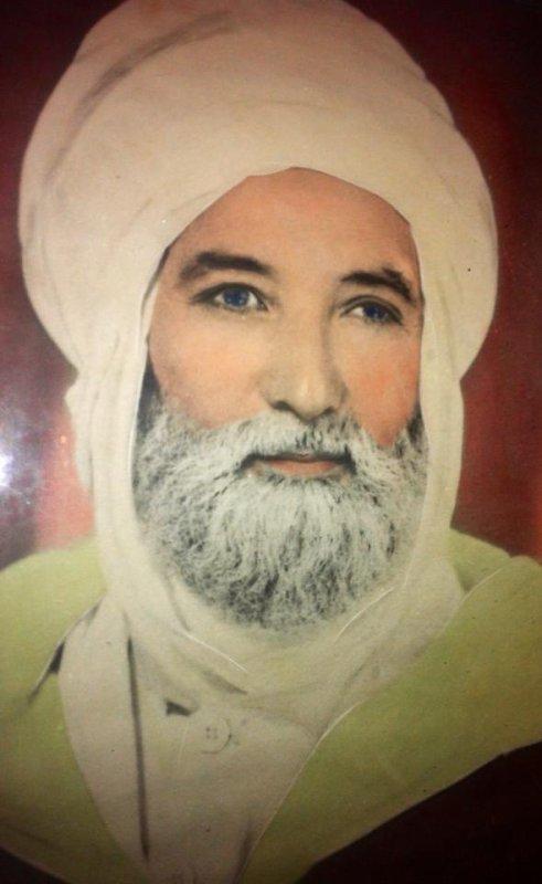 جد أم الشاعر بغداد سايح لأبيها: محمد سايح