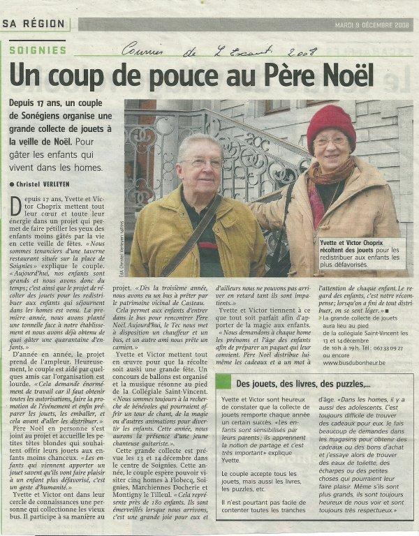 DES MOTS DE LA PRESSE SUR LE BUS DU BONHEUR: MERCI POUR SON SOUTIEN!