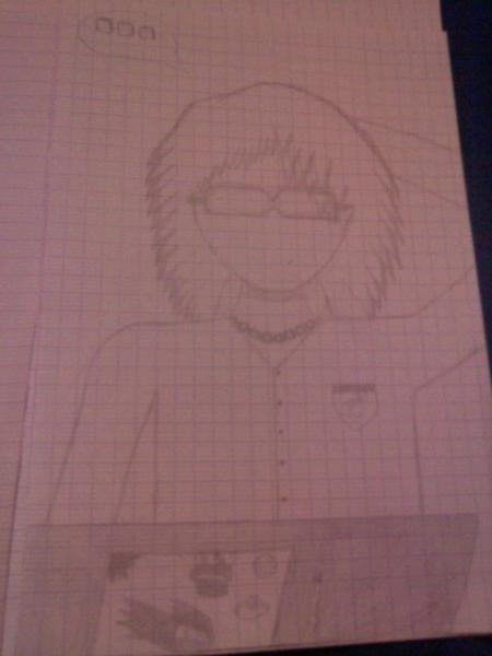 Premier dessin!