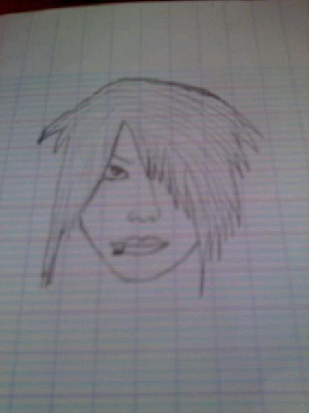 Aoi de The GazettE