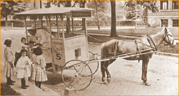 """Pour le thème chariot, charrette ... j'ai """" remonté """" cet article de 2012."""