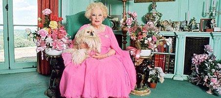 """Pas de thème """" tout en rose """" sans Barbara CARTLAND !"""