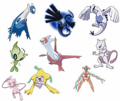 Tout les pokemons l gendaire psy pokemon - Pokemon legendaire pokemon y ...