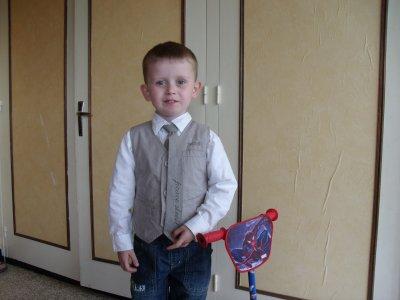 mon fils que j'aime plus que tout au monde