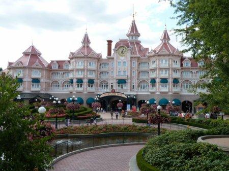 Disney aout 2010