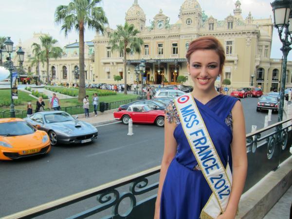 Delphine à Monaco pour Vitality's