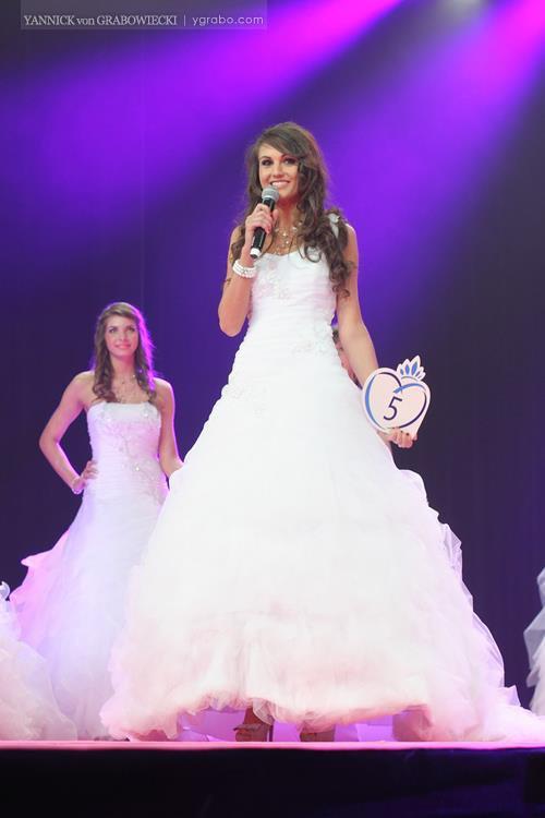 Émilie Koenig est Miss Alsace 2012