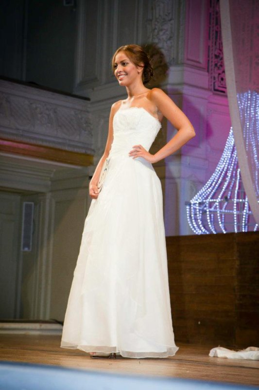 Sabrina Benamara est Miss Ile de France 2012