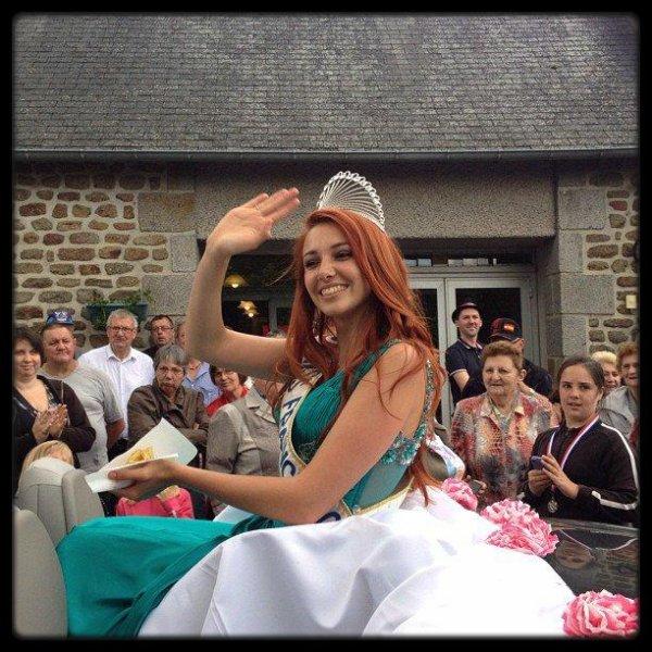 Delphine au Corso Chorégraphique de Carelles