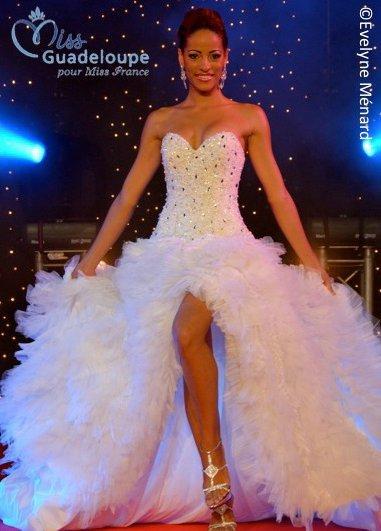 Candidates au titre de Miss Guadeloupe 2012 (28 Juillet 2012)