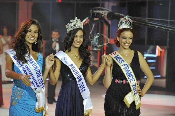 Stéphanie Robert est Miss Réunion 2012