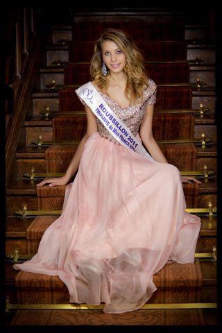 Candidates au titre de Miss Roussillon 2012 (5 Aout 2012)