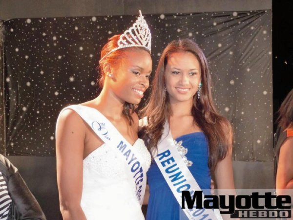 Stanisla Said est Miss Mayotte 2012