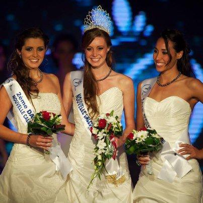 Sandra Berges est Miss Nouvelle-Calédonie 2012