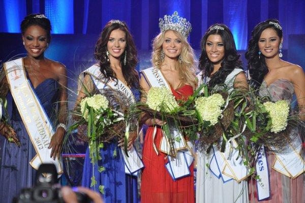 Miss Supranational 2012