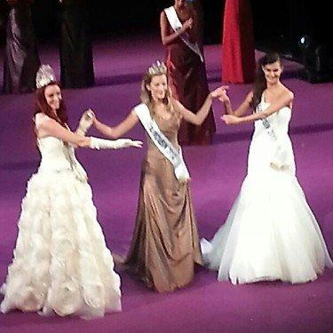 Sandra Longeaud est Miss Limousin 2012
