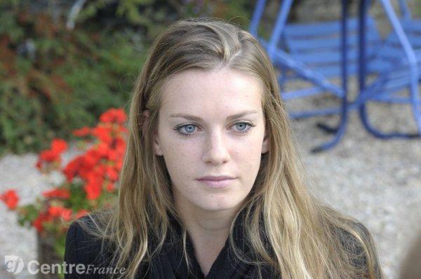 Sanne Spangenberg élue Miss Auvergne 2012
