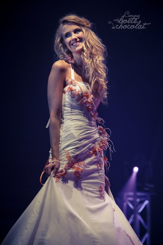 Emilie Mika est Miss Picardie 2012