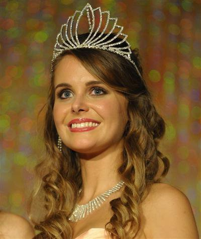Julie Jacquot est Miss Rhone Alpes